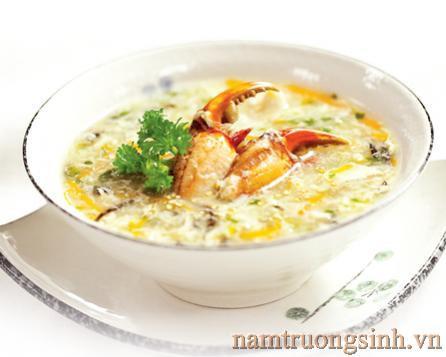 sup cua nam linh chi